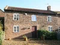 Manor Cottage dog-welcome in Timberland Lincolnshire